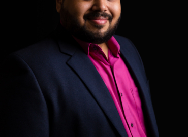 Business Portrait of Vytheeswaran
