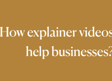 Graphic of How explainer videos help businesses?