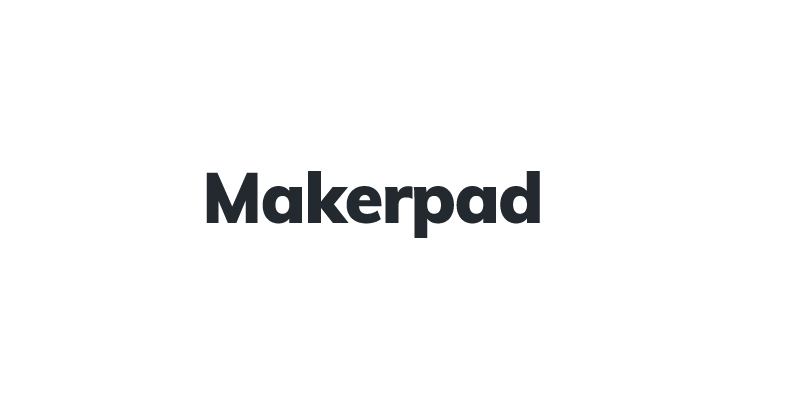 Makerpad logo